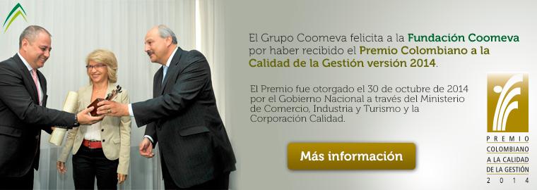 Fundaci�n Coomeva: Premio Colombiano a la Calidad de la Gesti�n