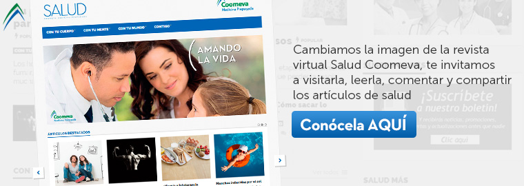Revista virtual Salud Coomeva