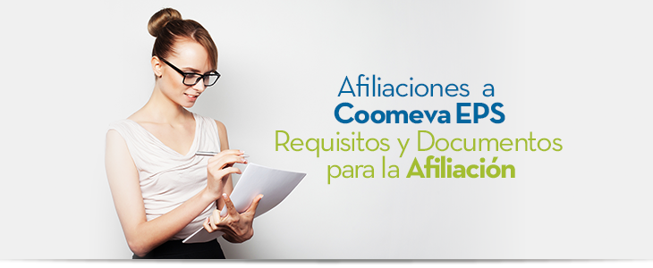 Requisitos y Documentos para la Afiliación