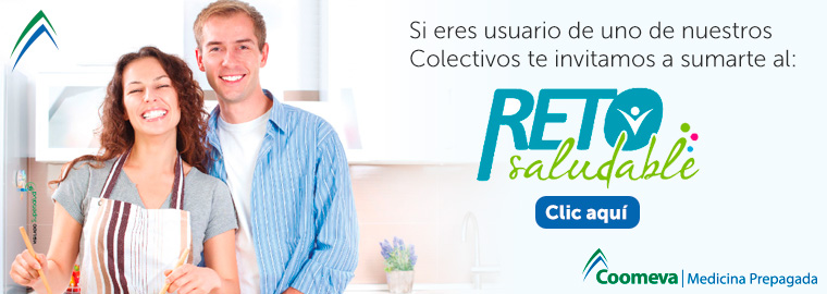 S�mate al Reto Saludable