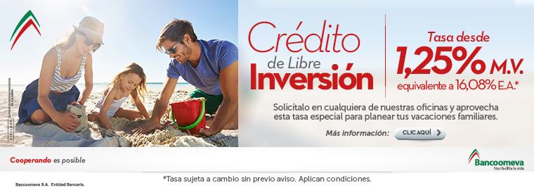 Libre Inversión