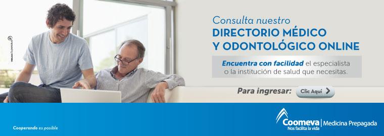 Directorio Médico y odontológico online
