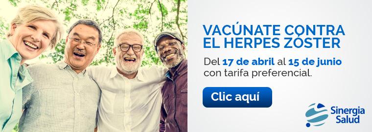 Jornada de Vacunación contra el Herpes Zóster