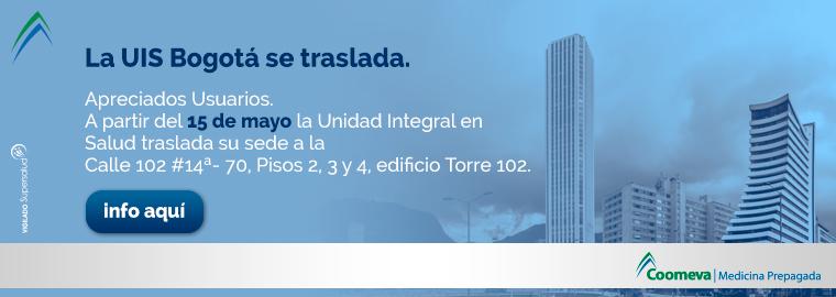 Traslado UIS Bogotá