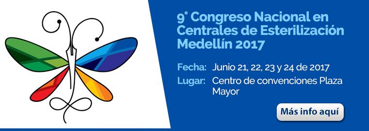 9 Congreso Nacionales Centrales de Esterilización