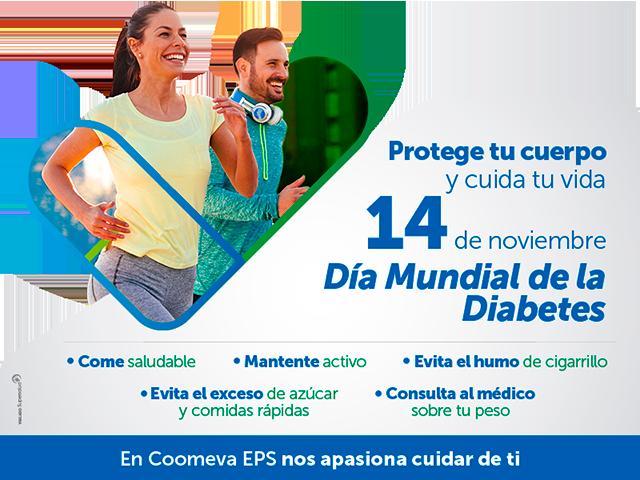 Nov.14 Día mundial de la diabetes