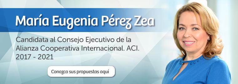Propuestas de la doctora Maria Eugenia Perez
