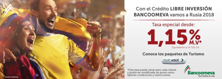 Libre inversión Bancoomeva
