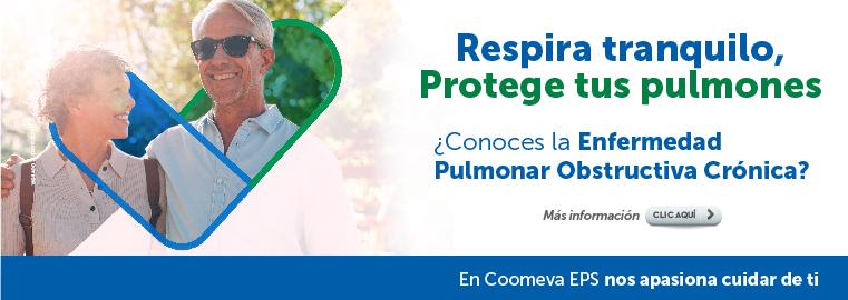 Respira tranquilo, protege tus pulmones