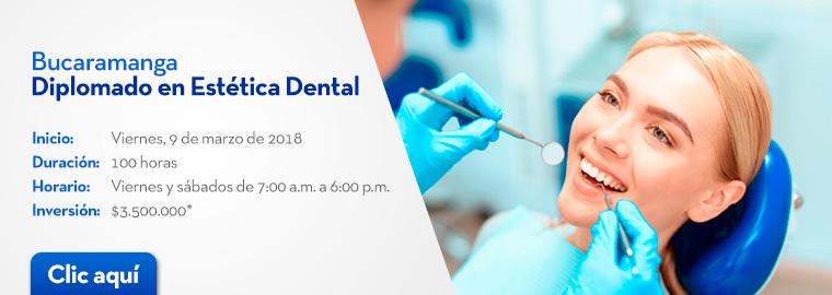 Diplomado Estética Dental