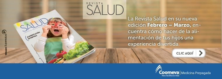 Revista Salud Coomeva Medicina Prepagada