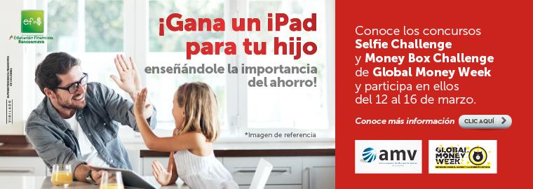Gana un iPAD para tu hijo