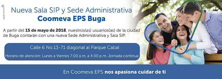 Nueva Sala SIP y Sede Administrativa en Buga