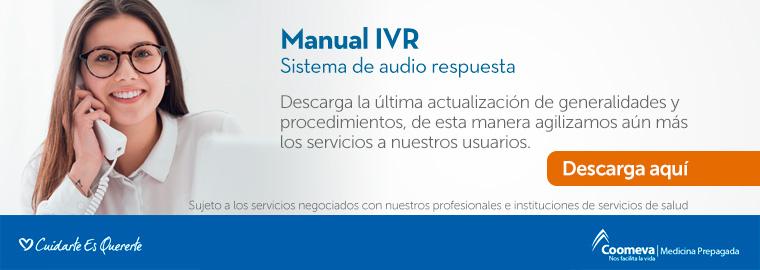 Manual IVR