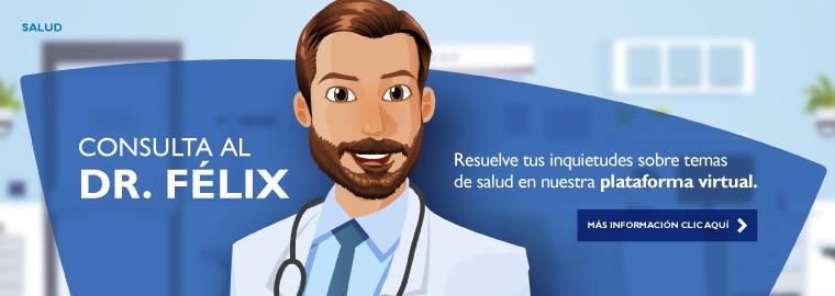 Pregúntale al Dr. Felix
