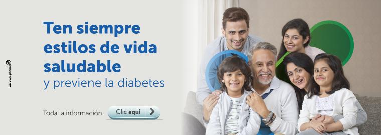 Previene la diabetes