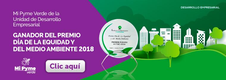Ganador del premio día de la equidad y del medio ambiente 2018