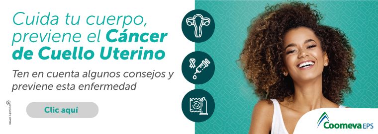 Previene el cancer de cuello uterino
