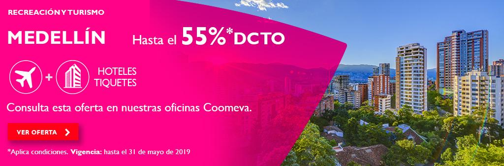 Recreación y Turismo - Medellin