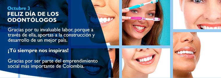 Octubre 3 Día de los Odontologos