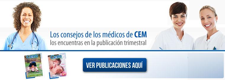 Publicaciones CEM