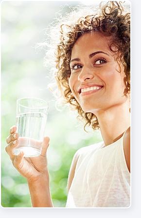 El agua, un líquido sanador