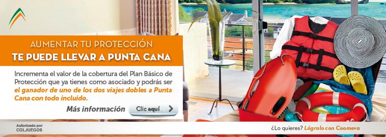 Tu Plan B�sico te puede llevar a Punta Cana