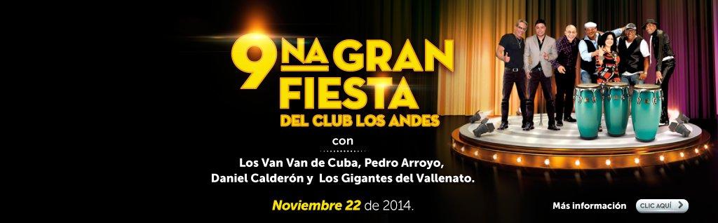Fiesta Club Los Andes